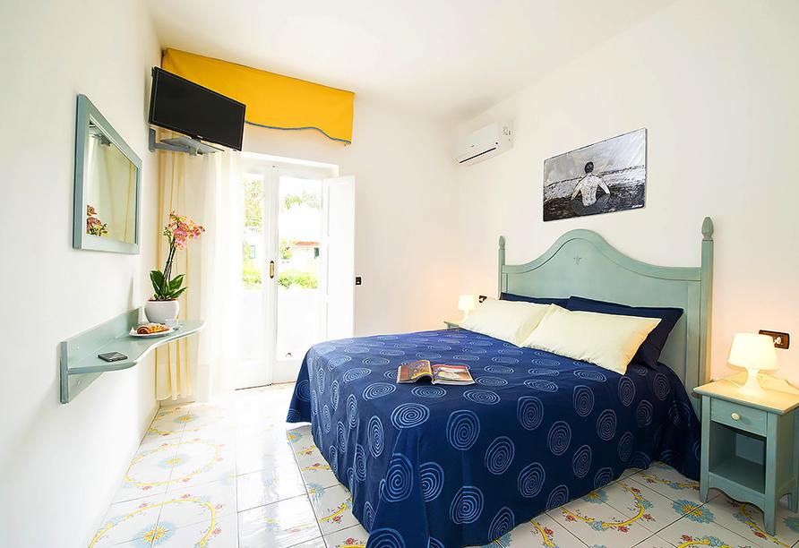 Hotel Francesco in Forio d'Ischia, Forio, Weinberge Amalfiküste