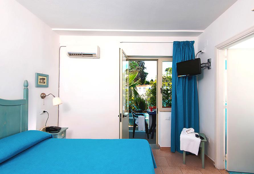 Hotel Francesco in Forio d'Ischia, Beispielzimmer