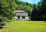 Carea Fürstenhof in Haigerloch in Bad Imnau im Schwarzwald, Außenansicht