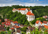 Carea Fürstenhof in Haigerloch in Bad Imnau im Schwarzwald, Schloss Haigerloch