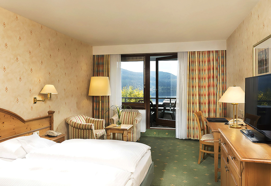 Maritim Hotel Titisee in Neustadt, Beispiel Doppelzimmer Superior
