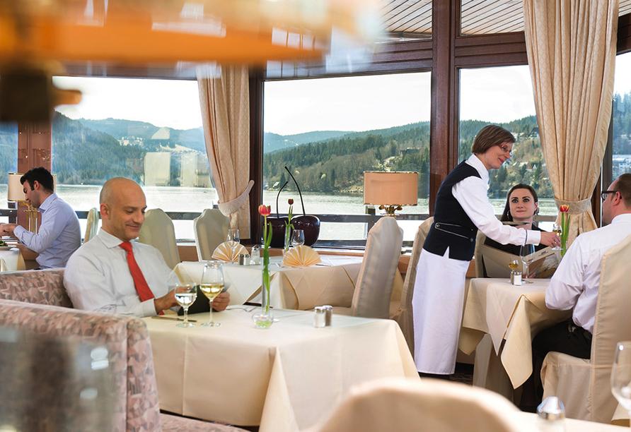 Maritim Hotel Titisee in Neustadt, Restaurant