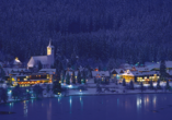 Maritim Hotel Titisee in Neustadt, Winterwunderland