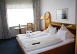 Hotel Friesengeist in Wiesmoor in Ostfriesland Zimmerbeispiel