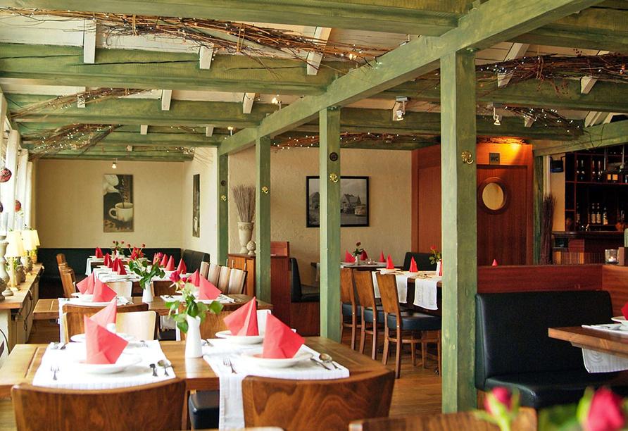 Hotel Friesengeist in Wiesmoor in Ostfriesland Restaurant
