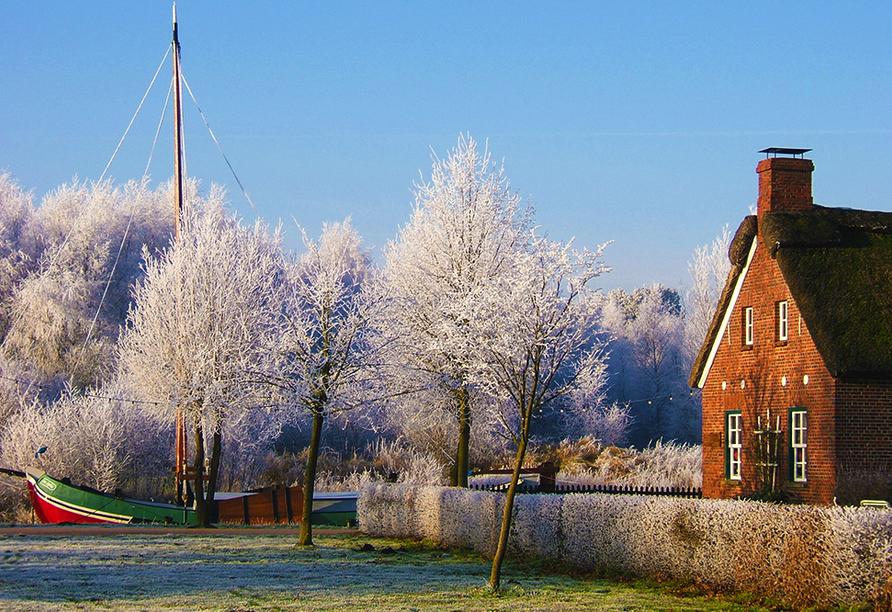 Hotel Friesengeist in Wiesmoor in Ostfriesland Natur