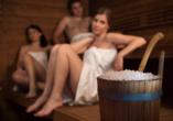 Grand Hotel Rogaska, Sauna im Thermal Riviera