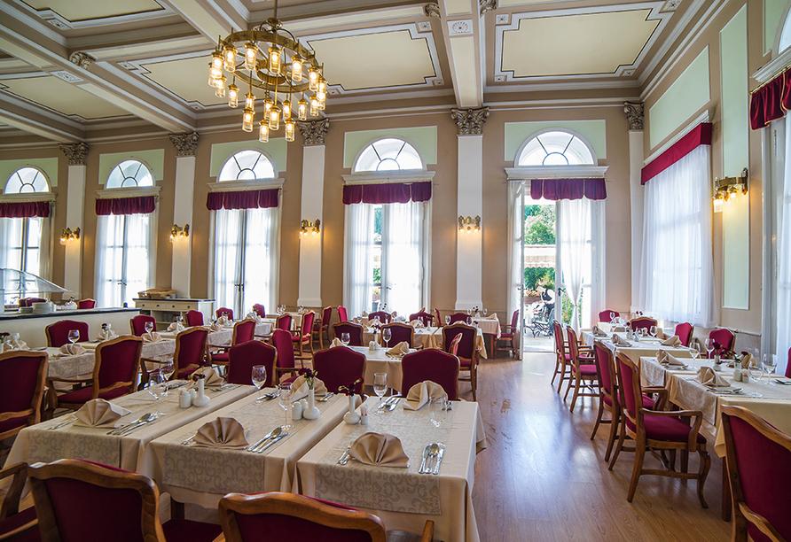 Grand Hotel Rogaska, Restaurant