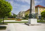 Grand Hotel Rogaska, Parkanlage
