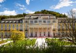 Grand Hotel Rogaska, Frontansicht