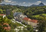 Grand Hotel Rogaska, Ansicht von oben