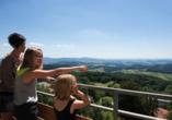 Ferienpark Geyersberg in Freyung, Landschaft
