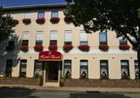 Hotel Daub in Bremervörde, Außenansicht