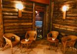 Waldhotel Altenbrak in Thale, Saunabereich