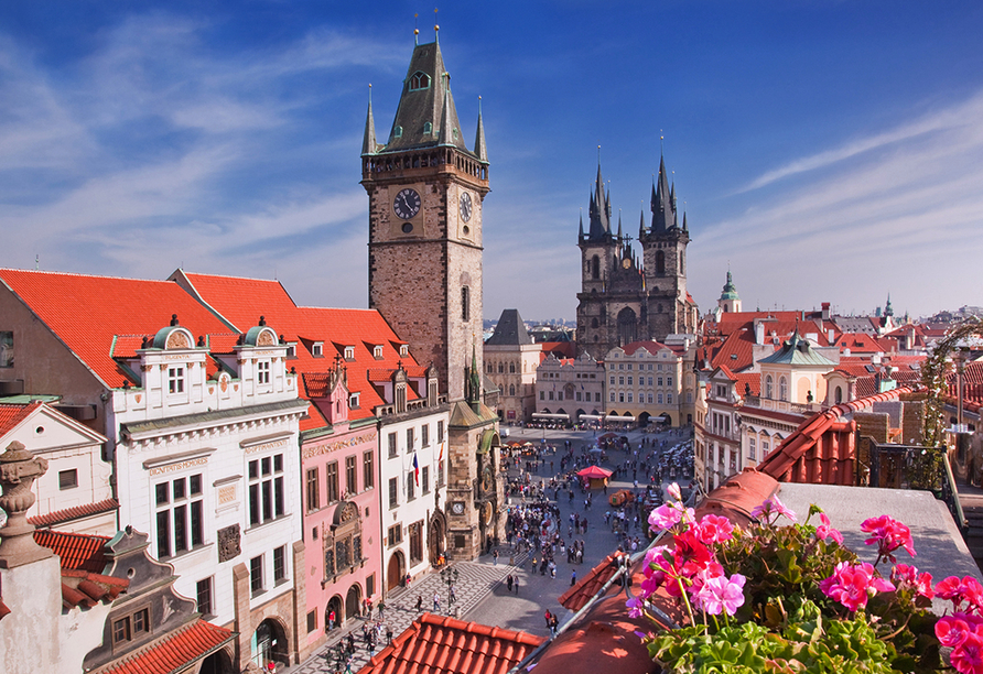 Plaza Prague Hotel in Prag, Altstadt