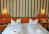 Hotel Seewisch, Zimmer