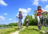 Sternenroute rund um Berlin, Potsdam und Havelland, Fahrradtour