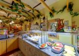 IFA Schöneck Hotel & Ferienpark, Buffet