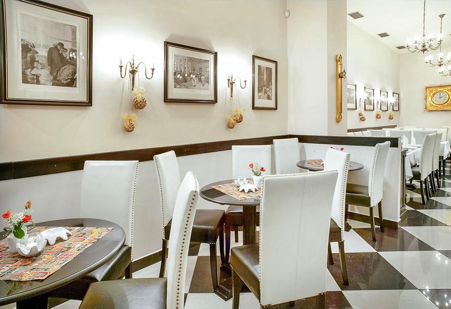 Hotel Salvator in Karlsbad, Restaurant