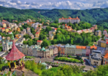 Hotel Salvator, Karlsbad