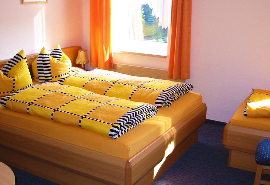 Hotel Zum Harzer Jodlermeister Altenbrak, Zimmerbeispiel