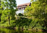Hotel Zum Harzer Jodlermeister Altenbrak, Aussenansicht