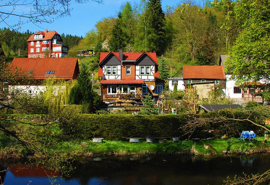 Hotel Zum Harzer Jodlermeister, Altenbrak