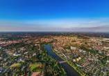 Parkhotel Hohenfeld, Panoramaansicht