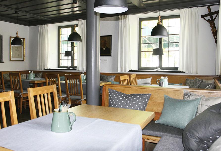 Hotel Munding in Krumbach Mittelschwaben, Neue Stube