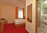Hotel Zur Krone, Ebersdorf, Thüringen, Zimmerbeispiel