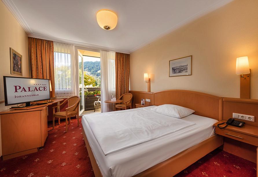 Johannesbad Hotel Palace in Bad Hofgastein, Zimmerbeispiel Standard