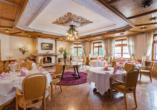 Hotel Becher in Donzdorf auf der Schwäbischen Alb, Kaminstube