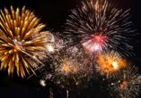 DCS Alemannia, Feuerwerk