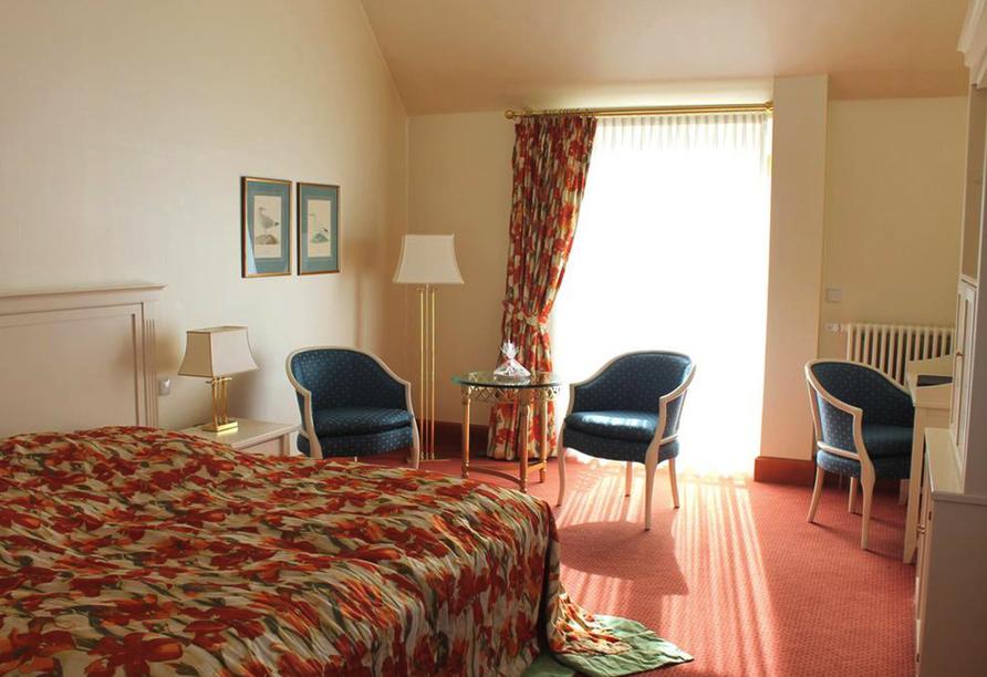 Hotel Usedom Palace in Zinnowitz, Zimmerbeispiel