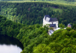 Hotel Zur Krone, Ebersdorf, Thüringen, Schloss Burgk