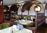 Hotel Zum Wikinger in Neßmersiel an der Nordsee, Restaurant