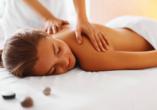 A-ROSA, Massagen