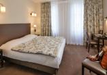 Hotel Des Princes, Straßburg, Elsass, Frankreich, Zimmer Superior