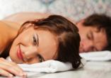 Hotel Krol Plaza Spa & Wellness in Jaroslawiec an der polnischen Ostsee, Massage
