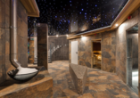 Blue Mountain Resort, Saunalandschaft