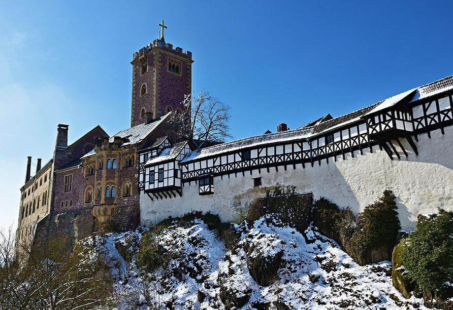 Göbel's Sophienhotel in Eisenach in Thüringen Wartburg