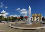 Komforthotel Grossbeeren vor den Toren Berlins, Ausflugsziel Potsdam