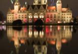 Hotel Crowne Plaza Hannover Schweizerhof, Neujahr