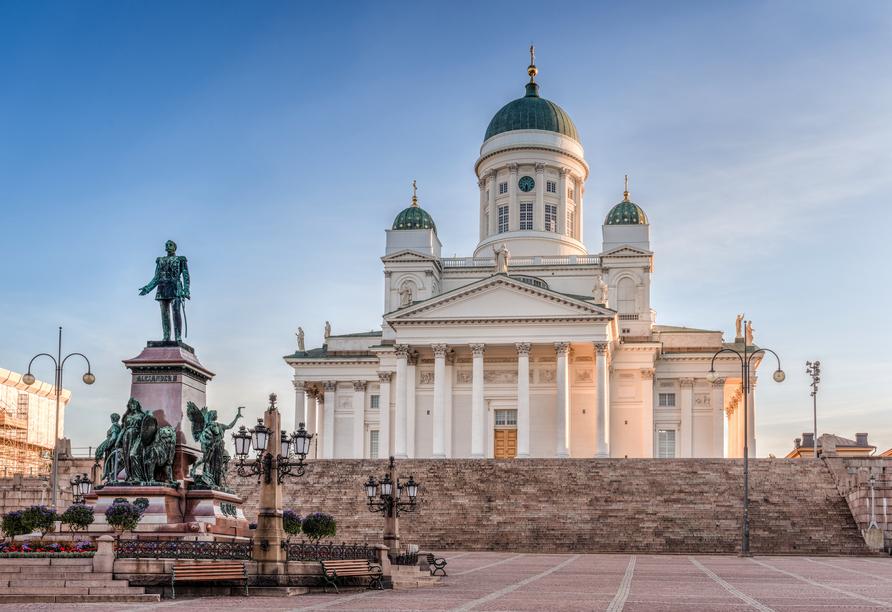 Kathedrale von Helsinki