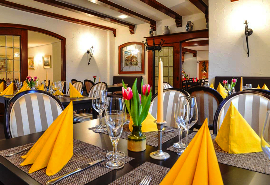 Hotel Weinheber Hornung, Restaurant
