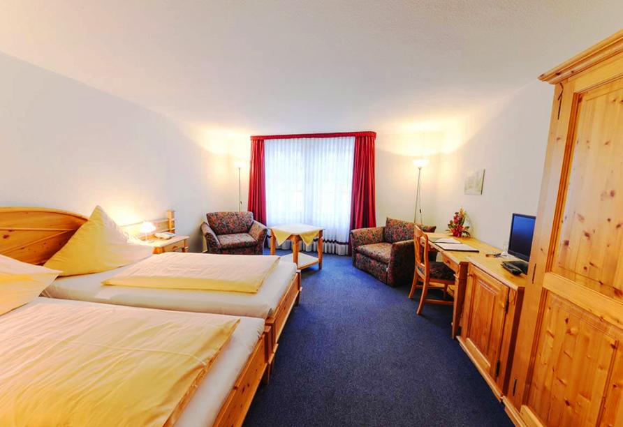 Hotel Weinheber Hornung, Zimmerbeispiel Standard