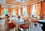 Hotel Stella delle Alpi in Ronzone in Südtirol Restaurant