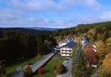 Hotel Winterberg Resort, Luftansicht