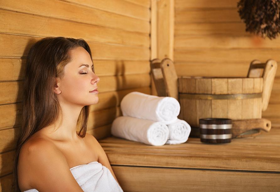 Hotel Winterberg Resort, Sauna