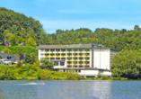 Hotel Seeblick in Kirchheim im Hessischen Bergland Außenansicht